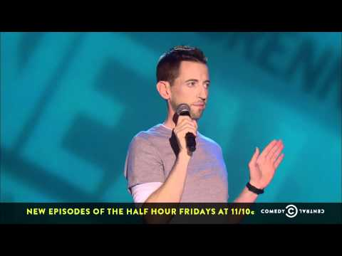 Neal Brennan - British News (Comedy Central Stand-Up)