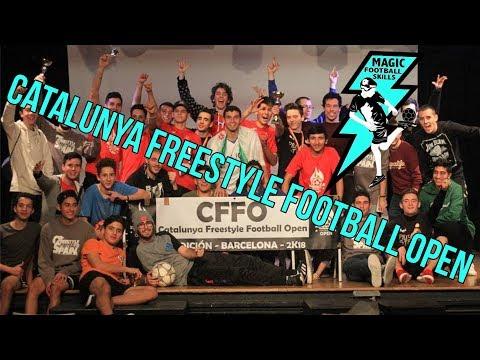 CFFO 2018 ( BARCELONA ) / VLOG / CATALUNYA FREESTYLE FOOTBALL OPEN