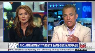 Jay Thomas NC gay amendment embarassing