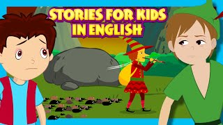 Video Stories For Kids In English | Peter Pan, The Pied Piper Of Hamelin and The Hansel and The Gretel MP3, 3GP, MP4, WEBM, AVI, FLV Agustus 2018