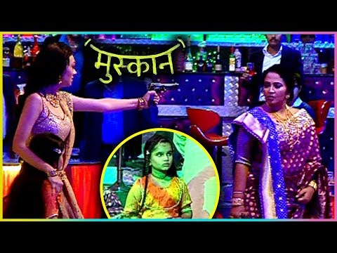 Aarti Saves Muskaan From Tabassum And Runs Away |