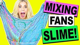 Video Mixing And Unboxing Fans Slime! (DIY Slime, Fluffy Slime, Crunchy Slime, NO BORAX) MP3, 3GP, MP4, WEBM, AVI, FLV Maret 2018