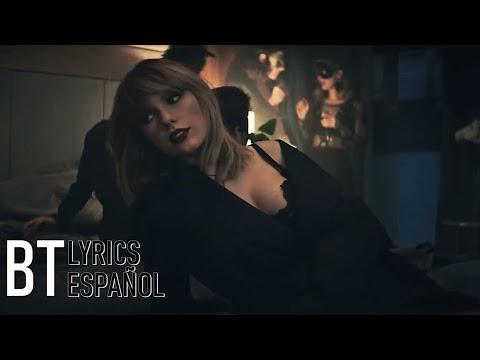 ZAYN, Taylor Swift - I Don't Wanna Live Forever (Lyrics + Español) Video Official