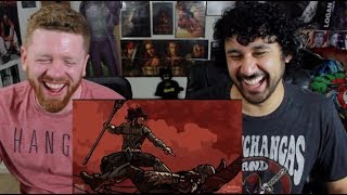 JUSTICE LEAGUE Trailer Spoof - TOON SANDWICH - REACTION!!! by The Reel Rejects