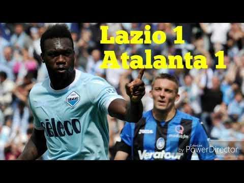 Lazio-Atalanta 1-1