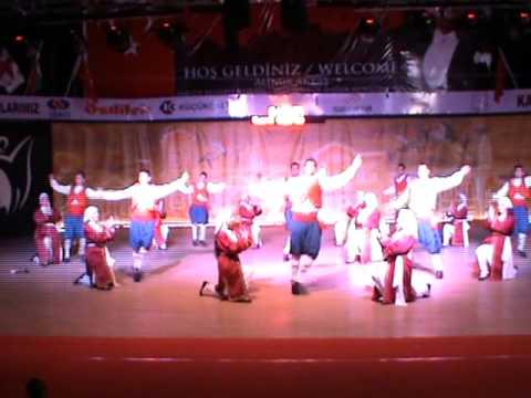 26.İnegöl Belediyesi Uluslararası Kültür Sanat Festivali Halk Dansları Gösterisi Kıbrıs
