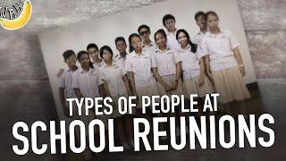 Video Types of People at School Reunions #Sponsored MP3, 3GP, MP4, WEBM, AVI, FLV April 2019