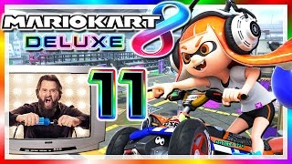 MARIO KART 8 DELUXE # 11 • Deutsche Comedy-Sketch-Shows im TV! [HD60] Let's Play Mario Kart 8 Deluxe