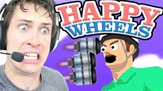 Happy Wheels - JET TRAP OF DOOM