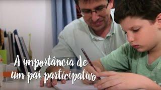 A importância de um pai participativo