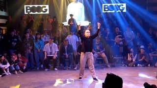 Eun-G – Being on our groove vol.7 Judge Demo
