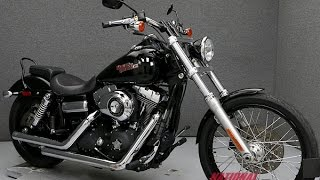 8. 2010  HARLEY DAVIDSON  FXDWG DYNA WIDE GLIDE - National Powersports Distributors