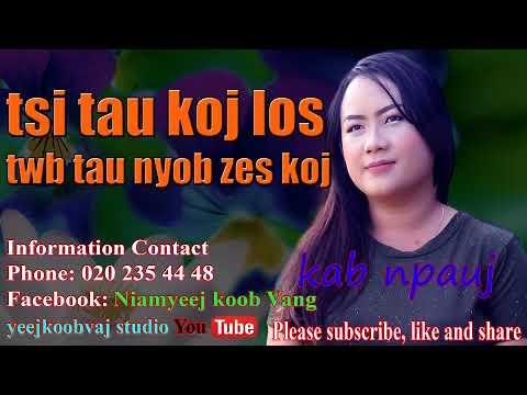 tsi tau koj los twb tau nyob zes koj  11 / 11 / 2017 (видео)