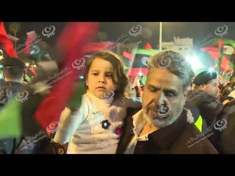طرابلس.. تواصل الاحتفالات بذكرى 17 فبراير