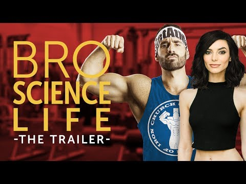 Bro / Science / Life - The Series - The Trailer