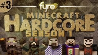 Minecraft Hardcore : Season 1 - Episode 3
