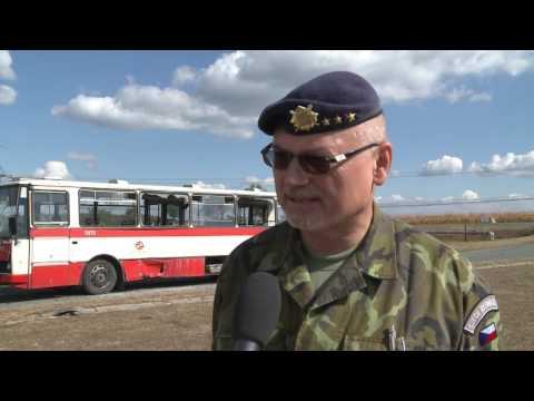 Cvičení SAFEGUARD Dukovany 2016 prověřilo součinnost vojáků, policistů a společnosti ČEZ při ochraně JE Dukovany