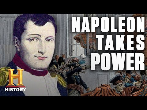 Napoleon's Bloodless Coup | History