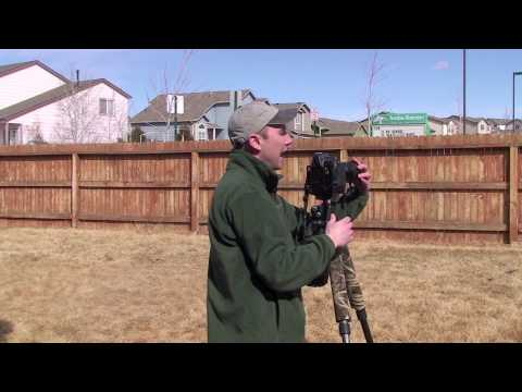 Using a polarizing filter in landscape photography