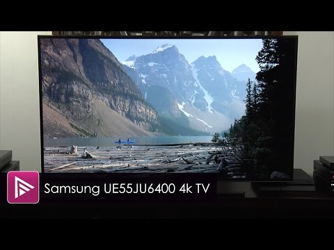 Samsung UE55JU6400 4K Ultra HD TV Review