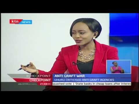 CheckPoint: Analysing the Anti Graft War summit 23/10/2016