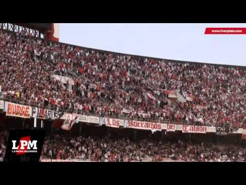 Siempre borracho yo vengo a alentar - River vs Arsenal - Torneo Final 2014 - Los Borrachos del Tablón - River Plate