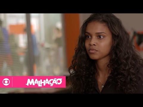 Malhação: Pro Dia Nascer Feliz I capítulo 108 da novela, quinta, 19 de janeiro, na Globo