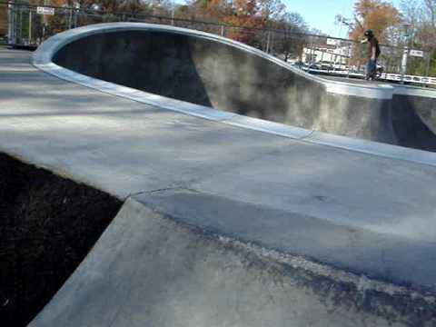 Bowie Skate Park Tour