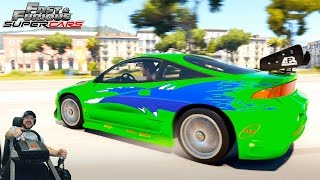 Nonton Гиперреактивный фул тюненый Mitsubishi Eclipse GS Fast & Furious Edition Forza Horizon 2 Film Subtitle Indonesia Streaming Movie Download