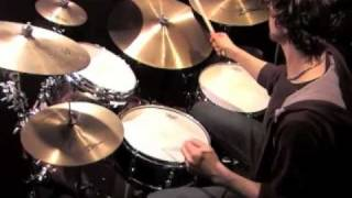 Download Lagu 4 Layer Polyrhythm Samba style. Christian Muhr クリスチャン・ムール drums drum Mp3