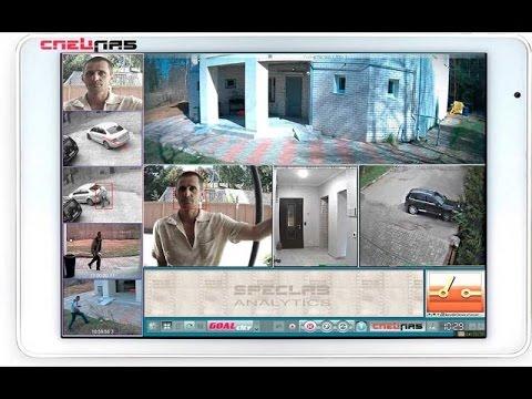 IP-домофон с видеоаналитикой