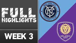 Victoria de Orlando City SC 1/0 en Casa de New York City FC