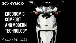 9. Kymco Scooters Delray Beach People GT 300i