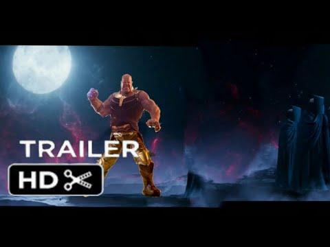 Avengers Infinity War Trailer 2 [HD] Concept 2018