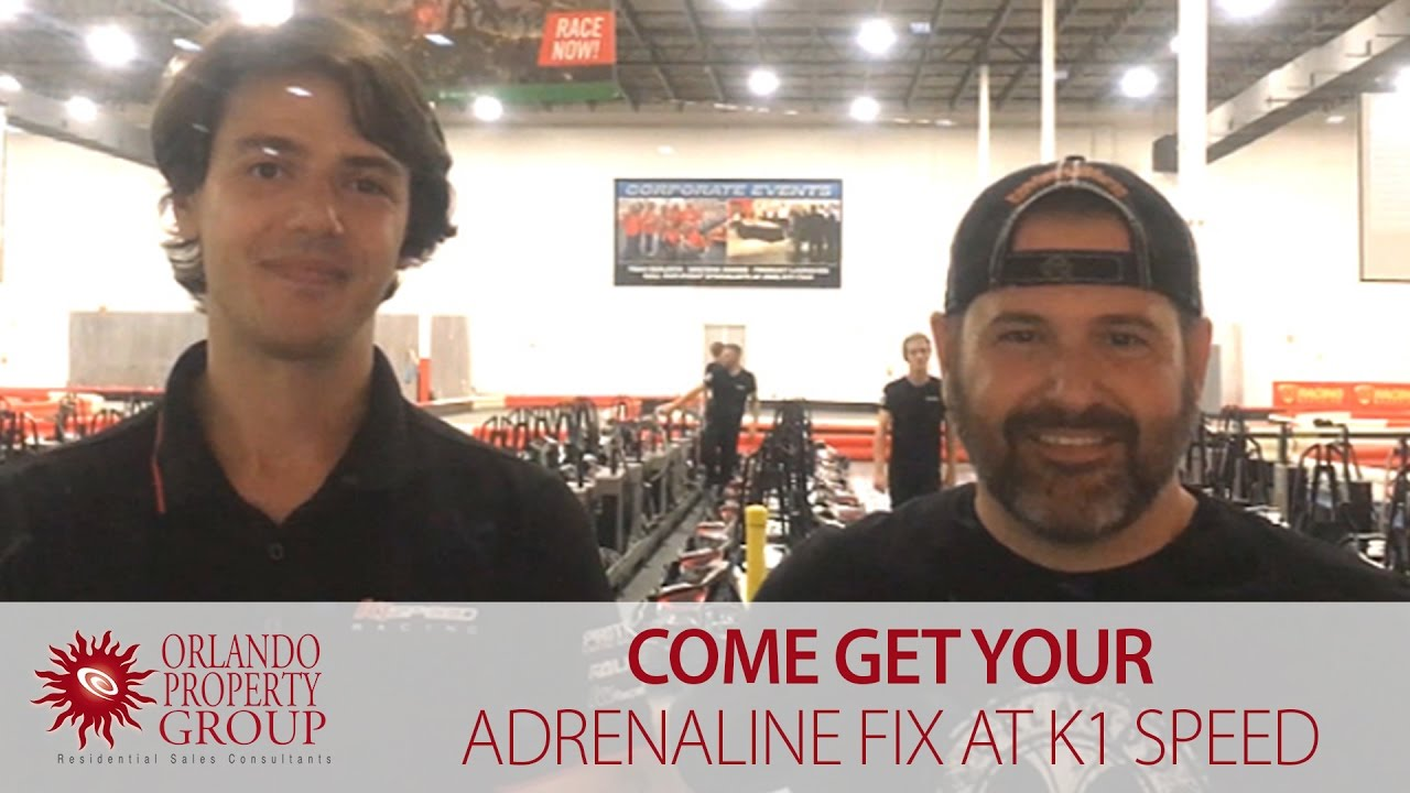 K1 Speed Will Give Anyone Their Adrenaline Fix