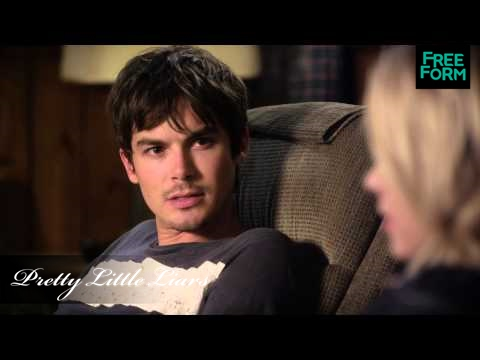 Pretty Little Liars | Season 5, Episode 9 Clip: Hanna & Caleb | Freeform