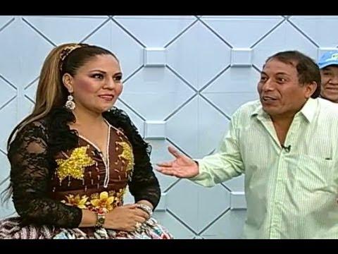 Dina Páucar se reencuentra con un antiguo amor en 'El Ascensor de los Artistas'