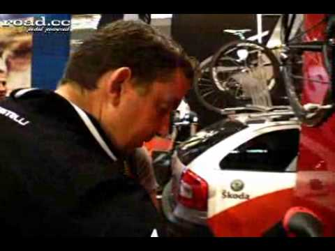 Eurobike - Cervelo P4