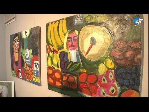 В Новгородском центре современного искусства открылось июньская выставочная волна