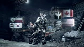 Medal of Honor: Warfighter Multiplayer Launch Trailer