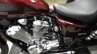 10. 2004 Honda VT600 Shadow VLX Trike Red - used motorcycle for sale - Eden Prairie, MN
