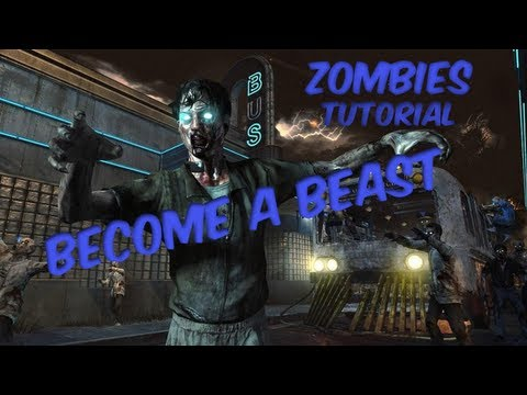 Black Ops 2 Zombies Tutorial!