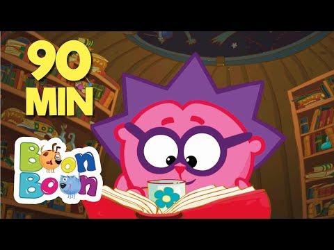 KikoRiki 90MIN - (Ariciu) Desene animate | BoonBoon (видео)