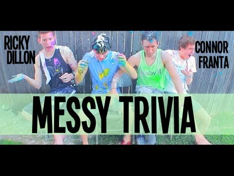 messy food - If you enjoyed this video make sure to gve us a thumbs up & share it with your friends! Follow TheseDudez! http://twitter.com/thesedudez Jc's Links http://tw...