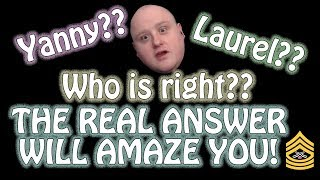 Video Laurel or Yanny Solved | What Do You Hear? MP3, 3GP, MP4, WEBM, AVI, FLV Mei 2018