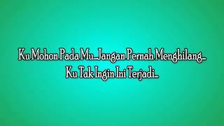 Lirik Maafkanlah (Cinta Kita) Reza RE (Official Lyric Video)