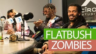 Video FLATBUSH ZOMBIES FREESTYLE ON FLEX | #FREESTYLE095 MP3, 3GP, MP4, WEBM, AVI, FLV September 2018