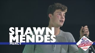 Shawn Mendes - 'Mercy' (Live At Capital's Jingle Bell Ball 2016) Video