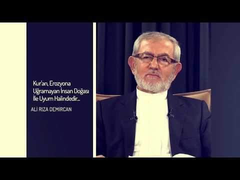 Kur'an, Erozyona Uğramayan İnsan Doğası İle Uyum Halindedir