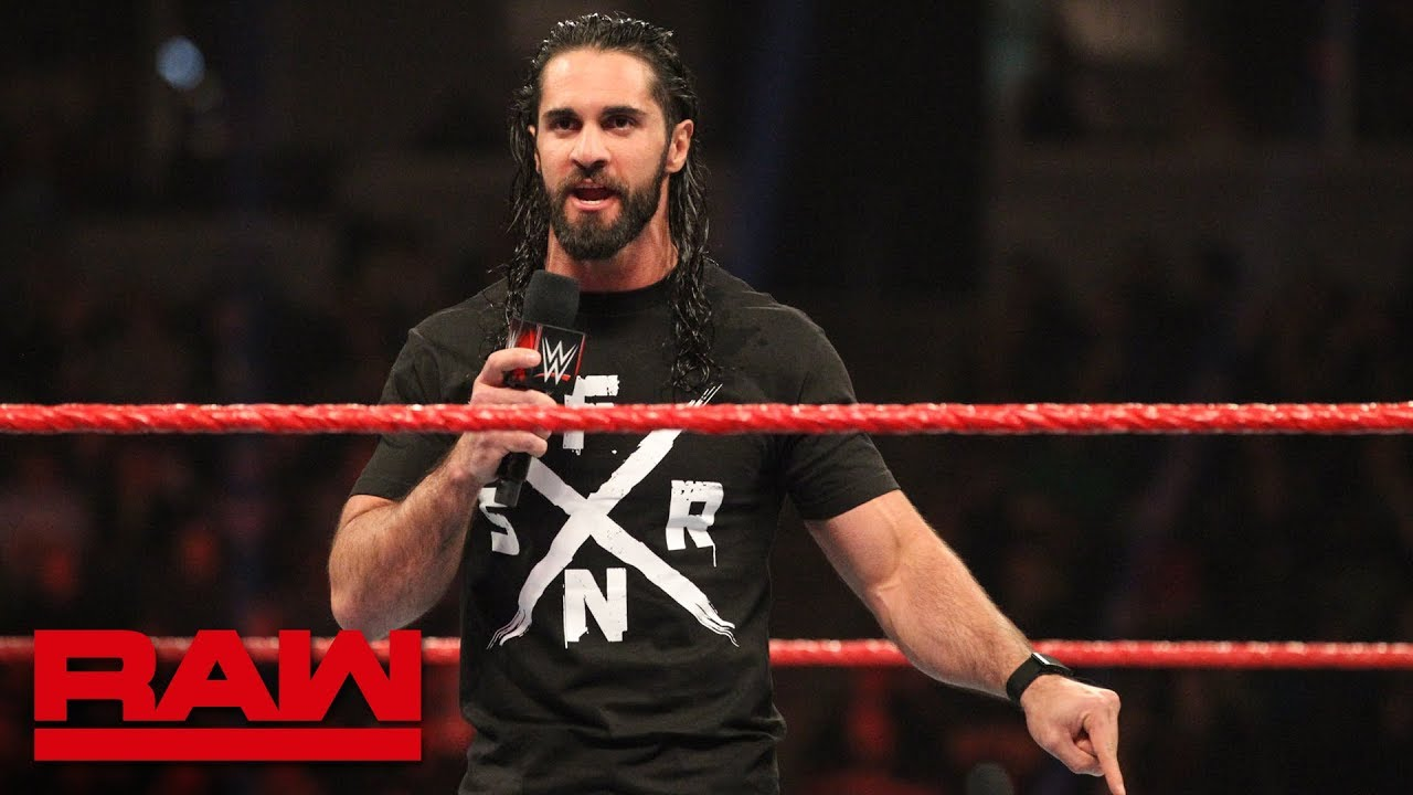 Seth Rollins drops some truth on Paul Heyman: Raw, Feb. 11, 2019
